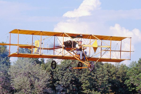 Photo of Curtiss Pusher Model D