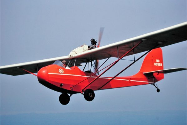 photo of a 1931 Curtiss Wright Junior