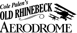Old Rhinebeck Aerorome Logo